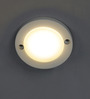 Iganzio Ceiling Lamp in White by CasaCraft