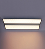 Natalia Ceiling Lamp in White by CasaCraft