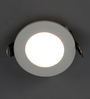 Neo Ceiling Lamp in White by CasaCraft