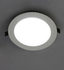 Nexo Ceiling Lamp in White by CasaCraft