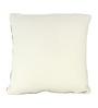 The Decor Mart Multicolour Cotton 17.5 x 17.5 Inch Ethnic Design Cushion Cover with Insert