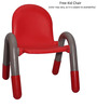 (Free Kid Chair)The Doblepiel Executive High Back Chair Brown color by VJ Interior
