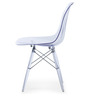 The Entenza Replica Chair in Clear Finish by HomeHQ