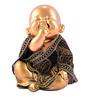 The Exclusive Deco Multicolour Polystone Buddha - RD0441