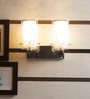 The Light Store Chrome Mild Steel Wall Mounted