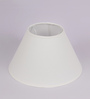 The Light Store Off White Cotton Empire Lamp Shade