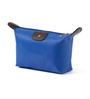 The Quirk Box Multipurpose Nylon Blue Travel Cosmetic Pouch