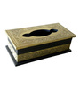 The Shopy Multicolour Solid Wood Pen Holder