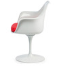 The Twiggy Cup Chair in White Colour by HomeHQ