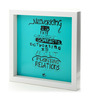 Thinkpot Matte Paper & Acrylic 8 x 8 Inch Box Framed Poster