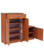 Three door Shoerack by Woodfurn