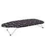 Tiara Mini Table Top Black and White Ironing Board Table Stand