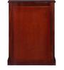 Bonduel Shoe Rack in Honey Oak Finish by Woodsworth