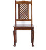 Timpson Two Seater Dining Set in Provincial Teak Finish by Amberville