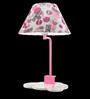 TISVA Barbie Table Glam Lamp in White