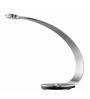 Tisva Chrome Metal J'Aime Study Lamp