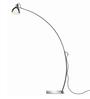 Tisva Chrome Metal Scintiller Floor Lamp
