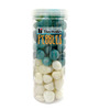 Tile Italia Pebbles Green & White Stone Onyx Pebbles - 1 Kg