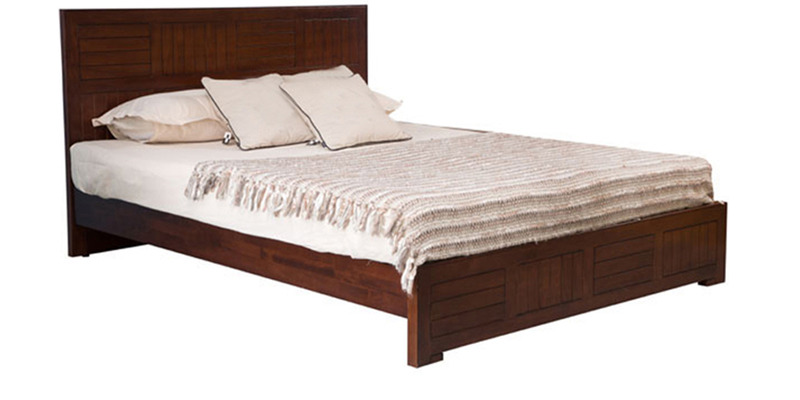 Toronto Queen-Size Bed without Storage by Forzza