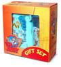 Tom and Jerry Giftset, Water Bottle & Lunch Box Combo(BPA Free) by Only Kidz