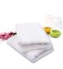 Tomatillo White Cotton Hand Towel - Set of 2