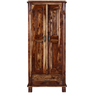 Coloma Wardrobe in Provincial Teak Finish by Woodsworth