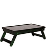 Kennewick Portable Table in Green Oak Finish by Woodsworth