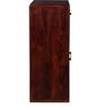 Kalama Shoe Rack in Honey Oak Finish by Woodsworth