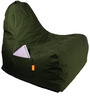 Triangle Bean Bag Cover (No Beans) in XXL Size by Orka