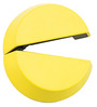 True 6-Blade Foil Cutter - Yellow