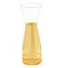 True Hourglass Carafe Glass