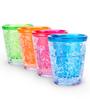 True Snowbow Freezable Shot Glasses