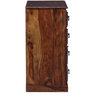 Henfrey Chest of Drawers in Provincial Teak Finish by Amberville