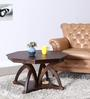Henfrey Coffee Table in Provincial Teak Finish by Amberville