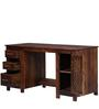 Trydelt Study & Laptop Table in Provincial Teak Finish by Amberville