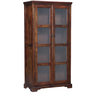 Henfrey Book Case in Provincial Teak Finish by Amberville