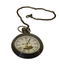 Tu Casa Pocket Watch
