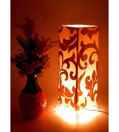 Tu Casa Exquisite Metal Floor Lamp