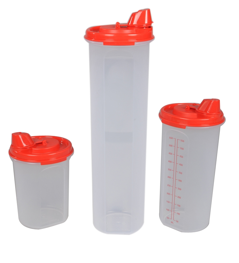 Buy Tupperware Magic Easy Flow Red Plastic Oil Dispenser  : Tupperware Magic Oil Flow Set Set Of 3 TupperwareMagicOilFlowSet SetOf3 1359125578YJ8ppP from www.pepperfry.com size 800 x 880 jpeg 143kB