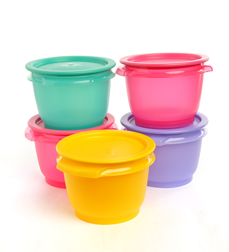Buy Tupperware One Touch Bowls 5 Pc Set Online Airtight