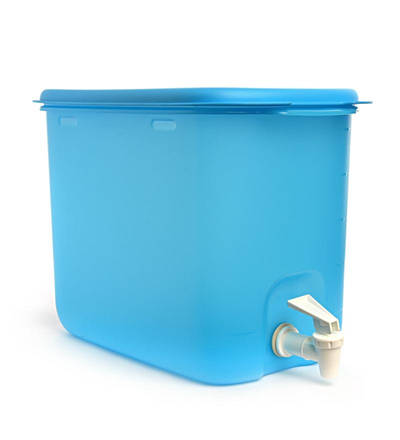 Buy Tupperware Water Dispenser Blue 10 Litre Online