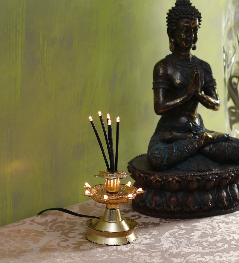 Tu Casa Electric Agarbatti Diya  available at Pepperfry for Rs.271