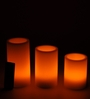 Tu Casa LED Candle with Remote - Set of Three