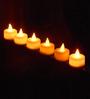 Tu Casa Led Candle Plastic Set Of 6 String Light