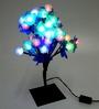 Tu Casa Blue LED Tree Lamp
