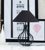 Tu Casa Pyramid Black Poly Cotton Lamp Shade