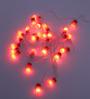 Tu Casa Capsule Red  String Light