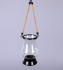 Tu Casa Rope Candle Holder with Wax Candle