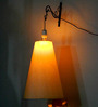 Tu Casa Hanging Cone Downward Wall Mounted Light