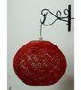 Tu Casa Thread Ball Downward Wall Mounted Light